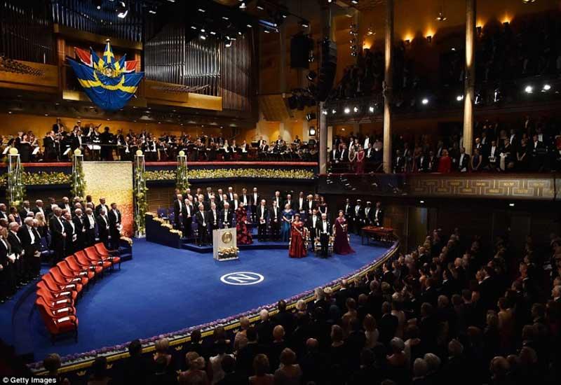 2019-cu il üzrə Nobel mükafatları təqdim edildi