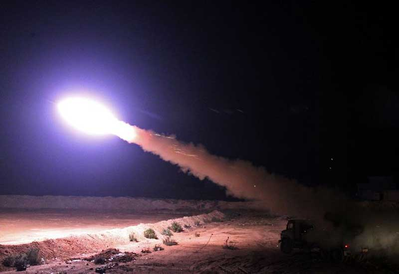ABŞ-ın İraqdakı bazası katyuşa ilə vurulub