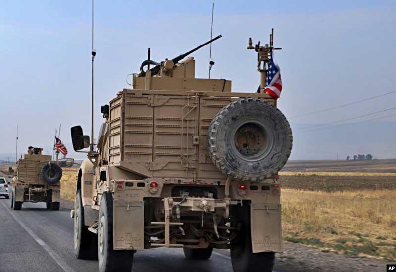 ABŞ İraqdakı daha bir hərbi bazanı tərk etdi