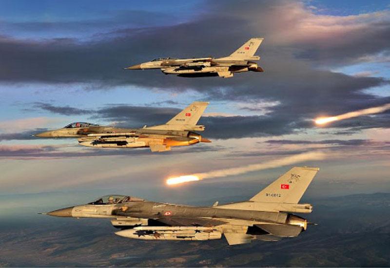 Azərbaycan Türkiyənin F 16-ları ilə bağlı açıqlama: Kənardan aqressiya olarsa
