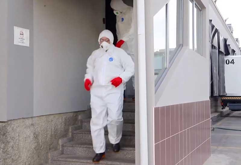 Azərbaycanda koronavirusa yoluxmuş cəmi 4.76 faiz aktiv xəstə var