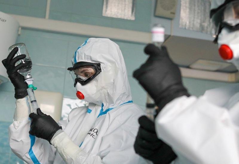 Gürcüstanda koronavirusa yoluxanların sayı 100 mini ötdü