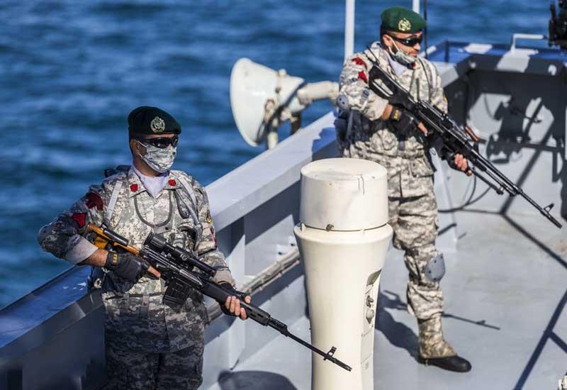 İran dəniz qüvvələri