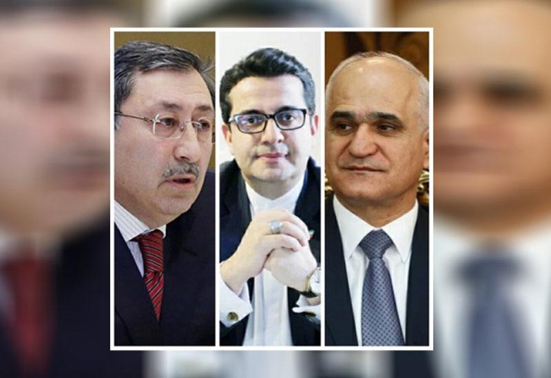 İran səfiri Bakı rəsmilərilə Qarabağ döyüşləri barədə məşvərət edib
