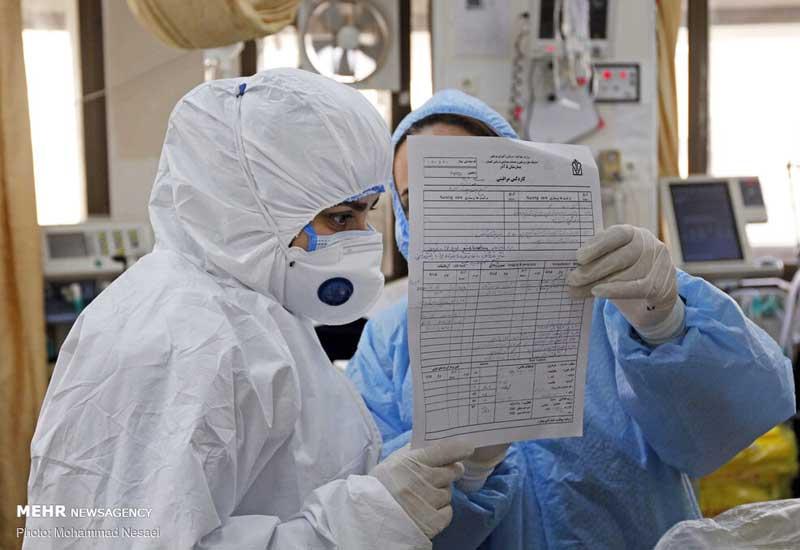 İranda bir sutkada 6204 nəfər koronavirusa yoluxub