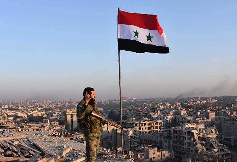 İraqdan sonra Suriyada da ABŞ bazasına hücum
