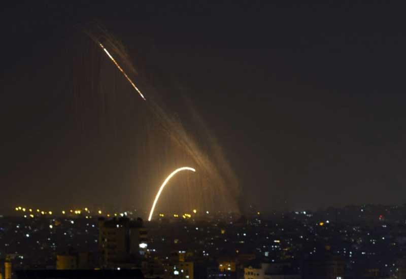 İsrail Suriyaya raket hücumu həyata keçirdi