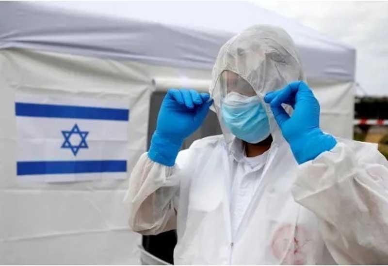 İsraildə koronavirusa yoluxanların sayı 574 min nəfəri ötüb