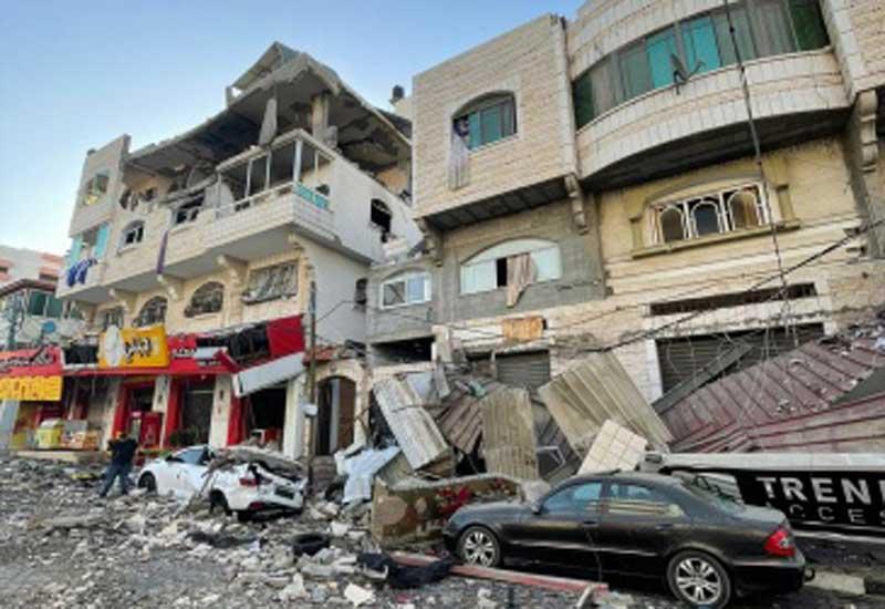 İsrailin hədəfə aldığı hərbi obyektlər deyil, mülki vətəndaşlardır - VİDEO
