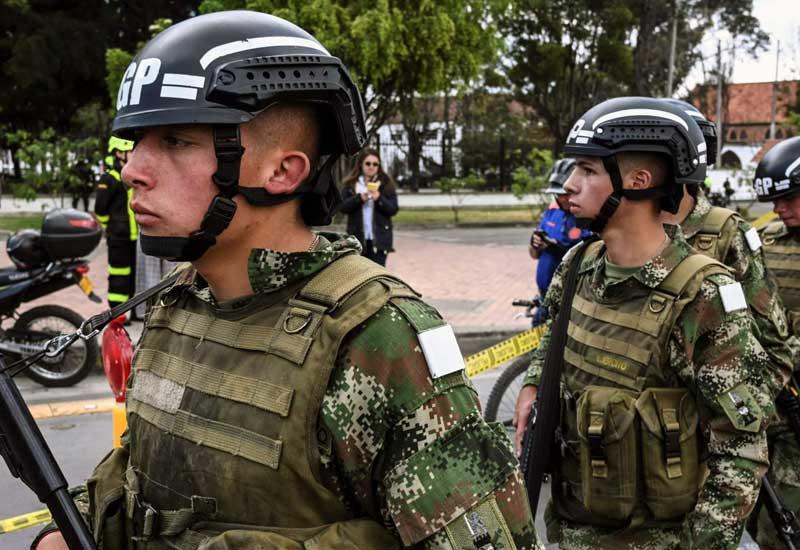 Kolumbiyada naməlum cinayətkarlar insanları güllələdi