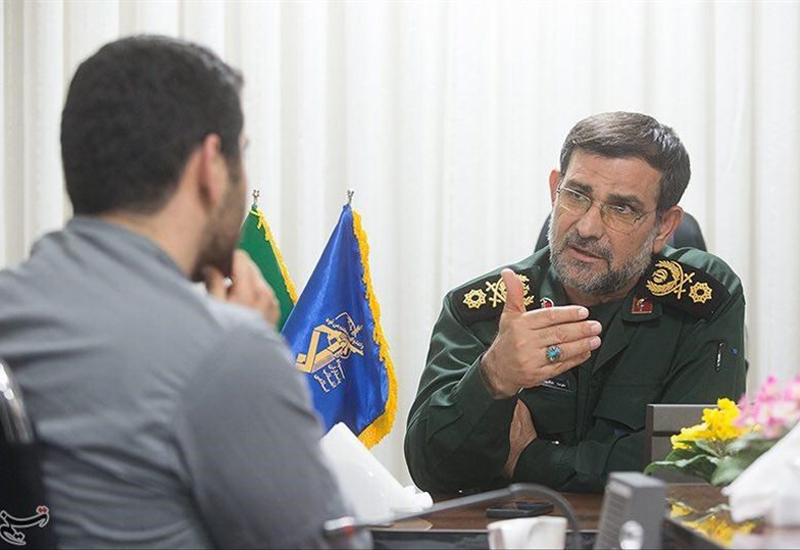 Kontr-admiral Əlireza Təngsiri: İran dost və qonşulara təhdid olmayıb, olan deyil