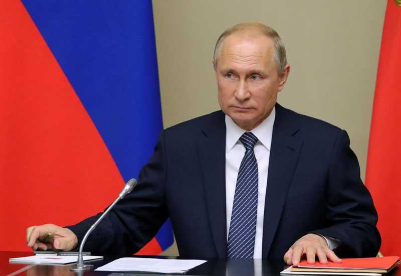 Putin Qərbə qarşı sanksiyaları uzatdı