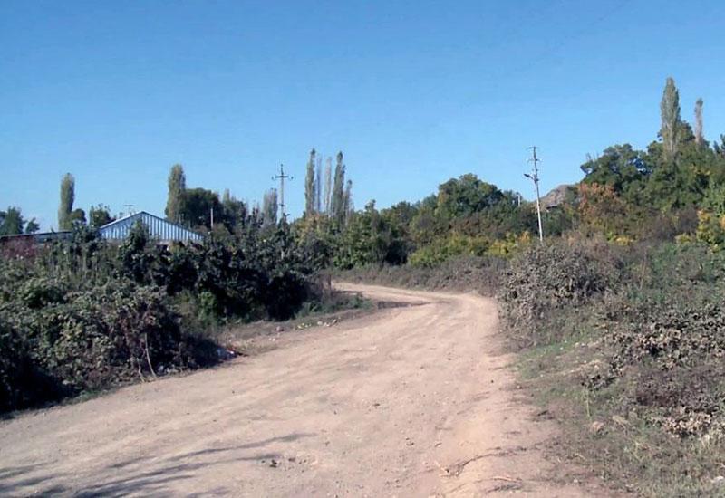 Qubadlı rayonunun işğaldan azad olunan Padar kəndi – VİDEO