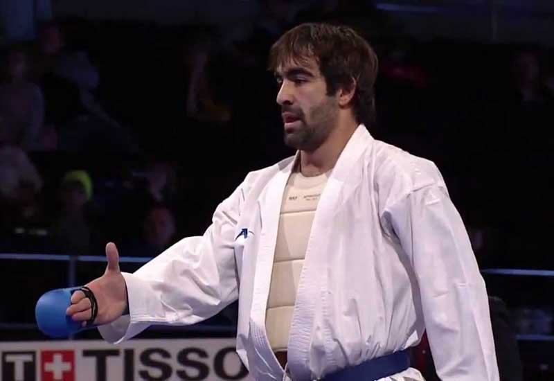 Rafael Ağayev Olimpiya Oyunlarına lisenziya qazandı