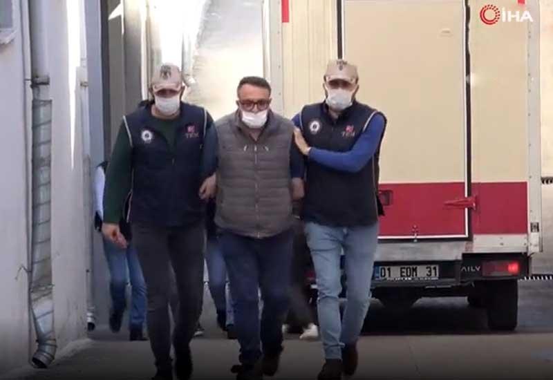 Türkiyədə daha 5 nəfər FETÖ şübhəsiylə saxlanıldı - VİDEO